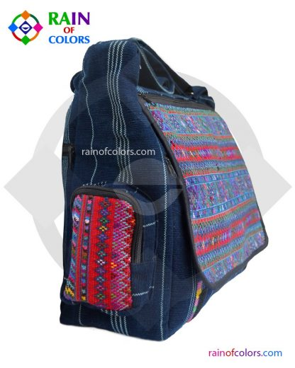 Messenger bag from guatemala by Rain of Colors