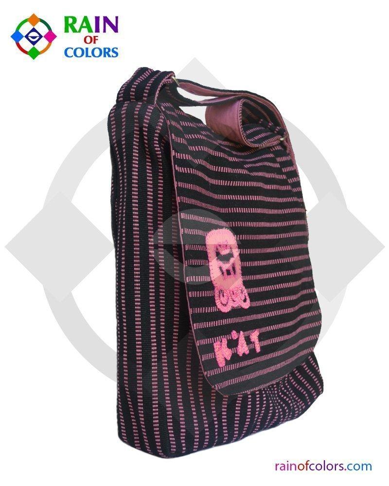 Girls Messenger Bag from Guatemala