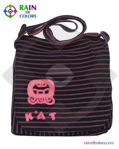 Girls Messenger bag handmade in Guatemala