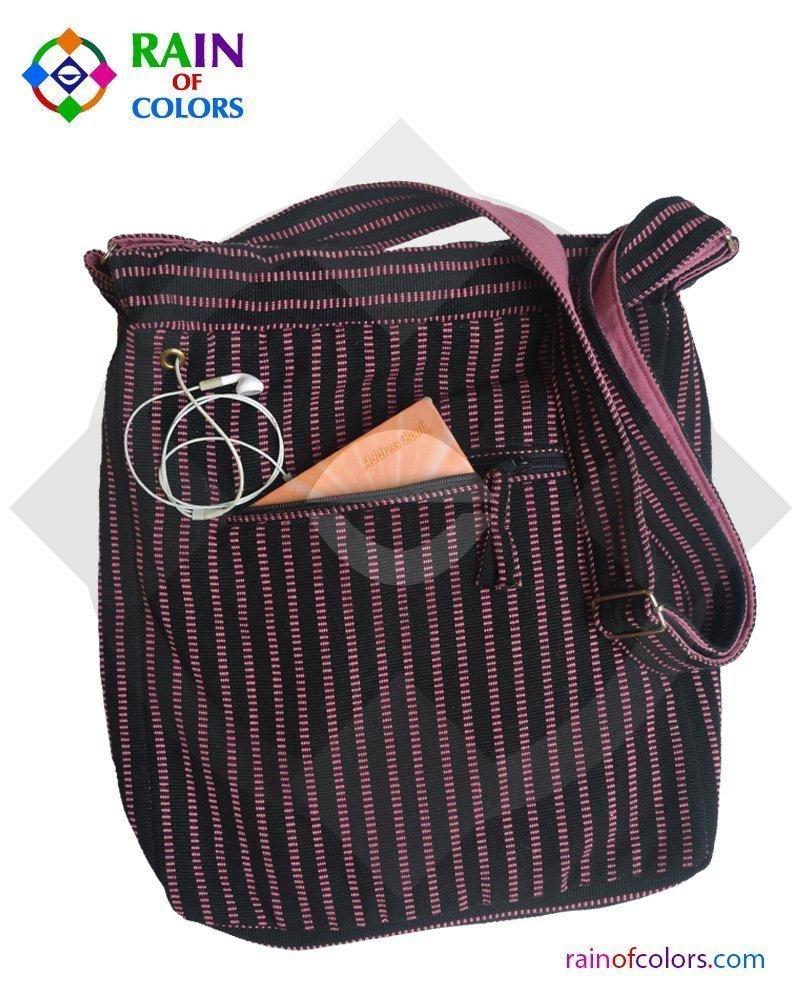Mayan Messenger Bag handmade in Guatemala