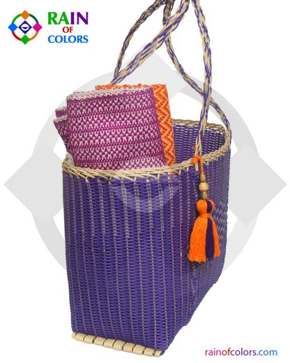 guatemalan shopping baskets